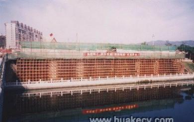 长椿桥工程