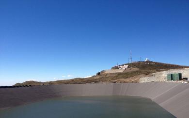 内蒙古呼和浩特抽水蓄能电站地下厂房和水道系统安全监测工程